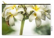 Tropical Flower 7 Carry-all Pouch