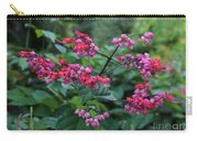 Tropical Flower Flow Carry-all Pouch