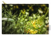 Tropical Flowers 7 Carry-all Pouch