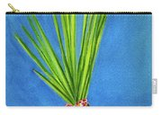 Tropical Flowers Still Life #218 Carry-all Pouch
