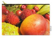 Tropical Fruit Delight Carry-all Pouch