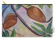 Tropical Fruit Mamey Carry-all Pouch