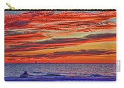 Tropical Gulf Nights Carry-all Pouch