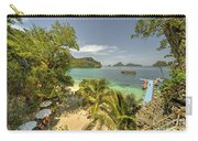 Tropical Harbour Carry-all Pouch