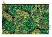 Tropical Haven 2 Carry-all Pouch