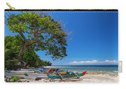 Tropical Island Panorama Paradise Carry-all Pouch