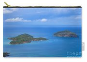 Tropical Islands In The Caribbean Sea Carry-all Pouch
