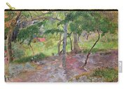 Tropical Landscape Carry-all Pouch