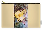 Tropical Lilly Carry-all Pouch