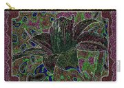 Tropical Lily 3 Carry-all Pouch