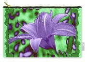 Tropical Lily 4 Carry-all Pouch