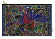 Tropical Lily 5 Carry-all Pouch