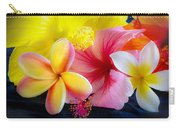 Tropical Melange Carry-all Pouch