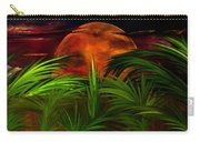 Tropical Moon Carry-all Pouch