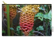 Tropical Mystery Plant Carry-all Pouch
