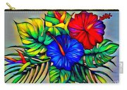 Tropical Neon Boutique  Carry-all Pouch