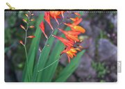 Tropical Orange Lily Carry-all Pouch