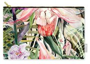 Tropical Orchids Carry-all Pouch
