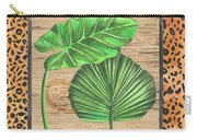 Tropical Palms 1 Carry-all Pouch