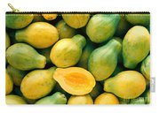 Tropical Papayas Carry-all Pouch