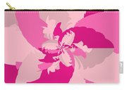 Tropical Pink Carry-all Pouch
