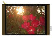Tropical Red Carry-all Pouch