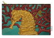 Tropical Seahorses Carry-all Pouch
