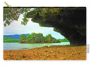 Tropical Secrets Carry-all Pouch