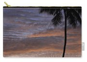 Tropical Silhouette Carry-all Pouch