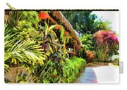 Tropical Splendor Carry-all Pouch