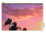Tropical Sunrise Carry-all Pouch