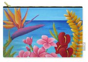 Tropical View Carry-all Pouch