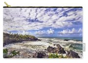 Tropical Waves Carry-all Pouch