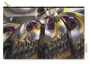 Tropical Wind Abstract Carry-all Pouch