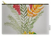 Tropicals Carry-all Pouch