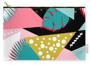 Tropics Colors  Carry-all Pouch