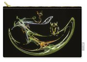 Trouble In Paradise Carry-all Pouch