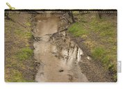 Trout Brook Scene 1 B Carry-all Pouch