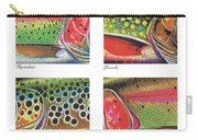Trout Colors Carry-all Pouch