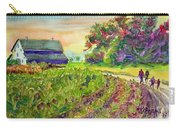 Troy's Memories Carry-all Pouch by Kathy Braud