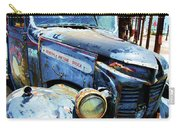 Truckin Carry-all Pouch by Debbi Granruth