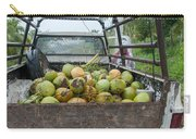 Truckload Of Coconuts Carry-all Pouch