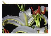 True Lilies Carry-all Pouch