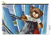 Truffle Mcfurry In Runswick Bay Carry-all Pouch