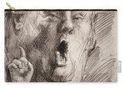 Trump A Dengerous A-hole Carry-all Pouch