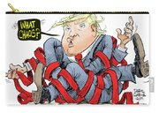 Trump Chaos Carry-all Pouch