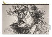 Trump Harmful Ignorant Carry-all Pouch