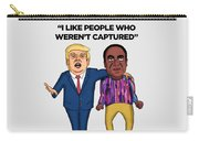 Trump Says Carry-all Pouch