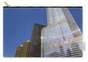 Trump Tower And Marina City Carry-all Pouch
