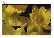 Trumpet Daffodils Carry-all Pouch